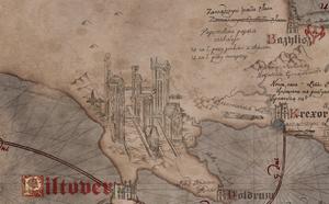 Bazylisz Mapa