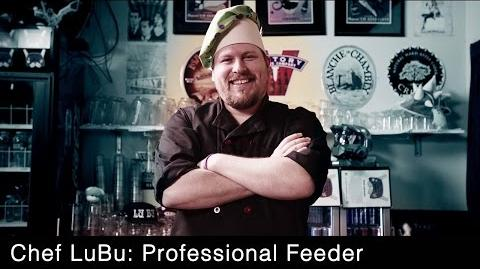 Chef LuBu Professional Feeder