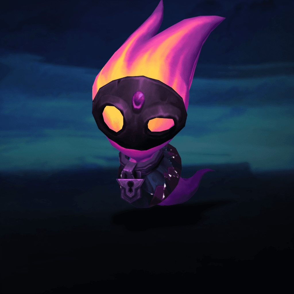 Fantasmín Materia oscura Nivel 1