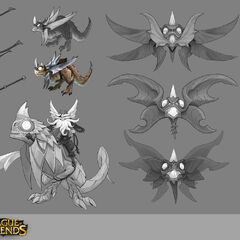 Kled Concept 12 (by Riot Artist <a href=
