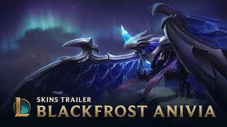 League of Legends- Blackfrost Anivia