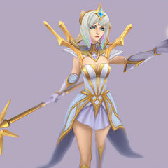 Elementalist Lux Model 5 (by Riot Artist <a href=
