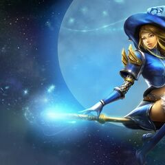 Sorceress Lux