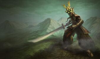 Master Yi Samurai-Yi S alt