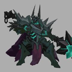 Mordekaiser Update Concept 6 (by Riot Artist <a href=