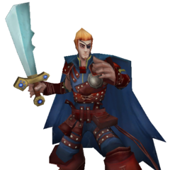 Rob Blackblade Update Render