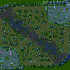 1st Summoner's Rift Map