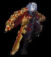 Talon Dragonblade (Obsidian)