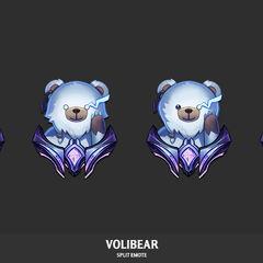 Volibear Emote Update Concept 2 (by Riot Artist <a href=