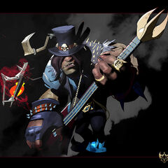 Pentakill Yorick Mortal Reminder Concept 5 (by Riot Artist <a rel=