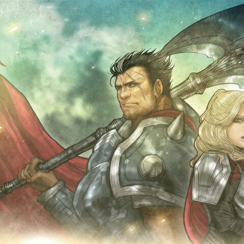 Darius: Blood of Noxus Cover 2