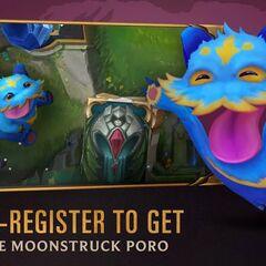 Moonstruck Poro