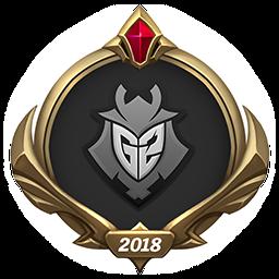 MSI 2018 G2 Esports Emote