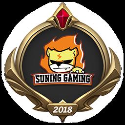 MSI 2018 Suning Gaming Emote