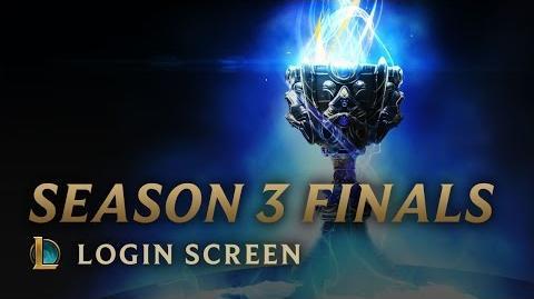 Mistrzostwa Świata Sezonu Trzeciego (Finał) - ekran logowania