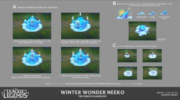 Neeko Winterwunder- Konzept 3