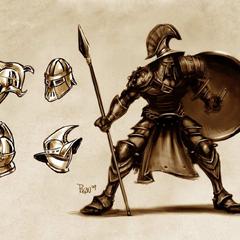 Pantheon Concept 2 (by Riot Artist <a href=