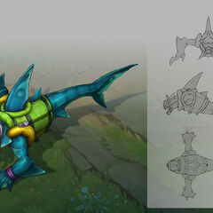 Pool Party Rek Sai Concept (by Riot Artist <a href=