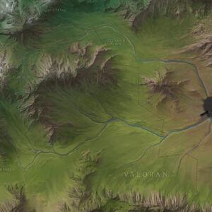 Runeterra terrain tile D4
