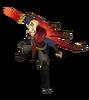 Talon Beständiges Schwert Talon (Rubin) M