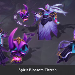 Spirit Blossom Thresh Model 2 (by Riot Artist <a href=