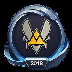 Mistrzostwa 2018 – VIT