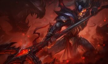 Xin Zhao DragonslayerSkin