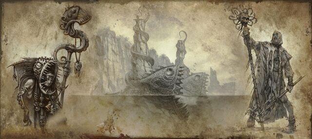 Bilgewater The Serpent Isles