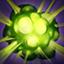 Cassiopeia Giftexplosion