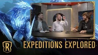 Exploring Expeditions Phreak and Pastrytime Interview Paul Sottosanti Legends of Runeterra
