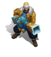 Graves SnowDay (Golden)