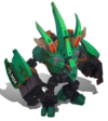 Malphite Mecha (Emerald)
