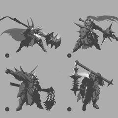 Mordekaiser Update Concept 1 (by Riot Artist <a href=