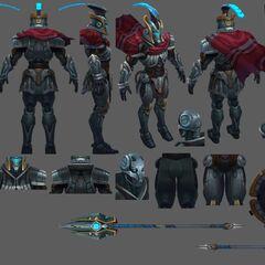 Full Metal Pantheon Update Model