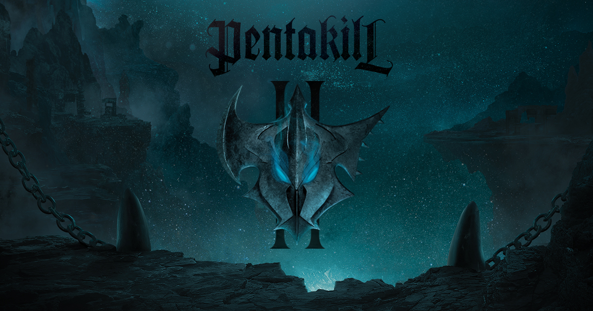 Pentakill Album Grasp of the Undying