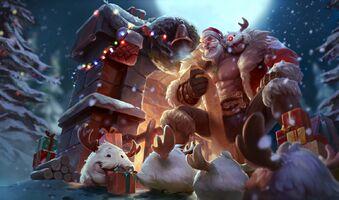 Braum Weihnachts-Braum S
