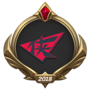 MSI 2018 Rogue Warriors Emote