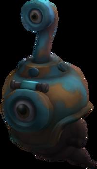 Ocklepod Render