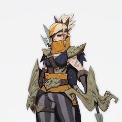 Corsair Quinn Concept (by Riot Artist <a href=