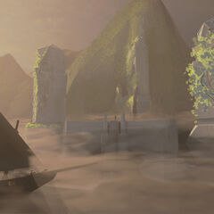 Blessed Isles Vault Concept 1 (by Riot Artist <a href=