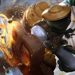 Beekeeper Singed Splash Concept 2 (by Riot Artist <a href=
