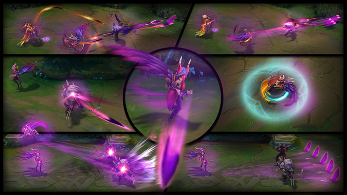 Xayah Screenshots