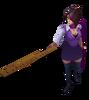 Fiora Headmistress (Amethyst)