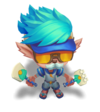 Heimerdinger PoolParty (Aquamarine)