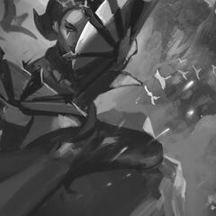 Traditional Karma Update Splash Concept 1 (by Riot Artist <a href=