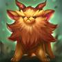 Löwenherz-Grummelramme Beschwörersymbol