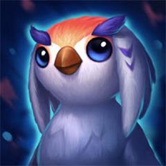 Mała Legenda Wiśniowy Srebrnoskrzydły