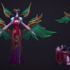 Lunar Wraith Morgana Update Model 1 (by Riot Artist <a rel=