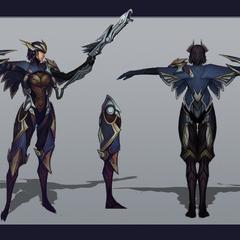 Quinn Concept 7 (by Riot Artist <a href=