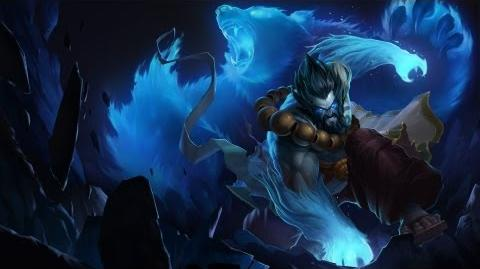 Spirit Guard Udyr Bear Stance